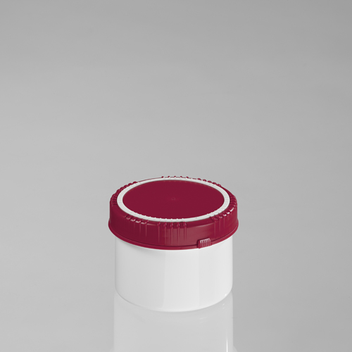 500 ml Packo with two-component lid