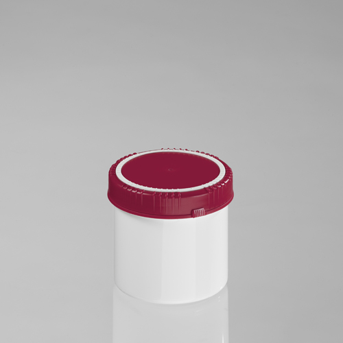 650 ml Packo with two-component lid