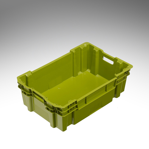 34 litre reversible crate