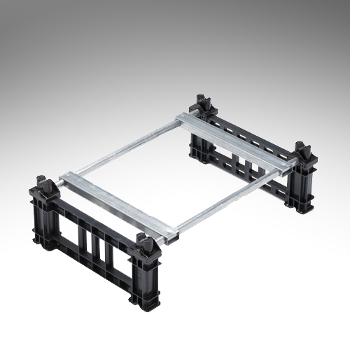 Bulb forcing tray support