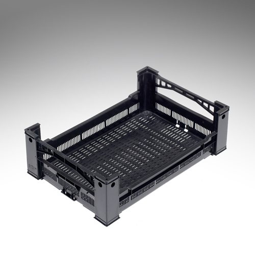 20 litre edge stacking crate
