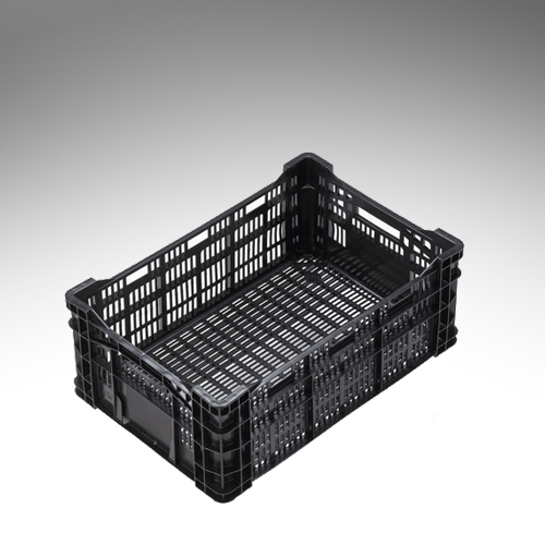 46 litre edge stacking crate