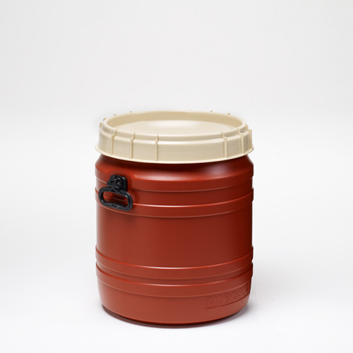 55 litre total opening drum