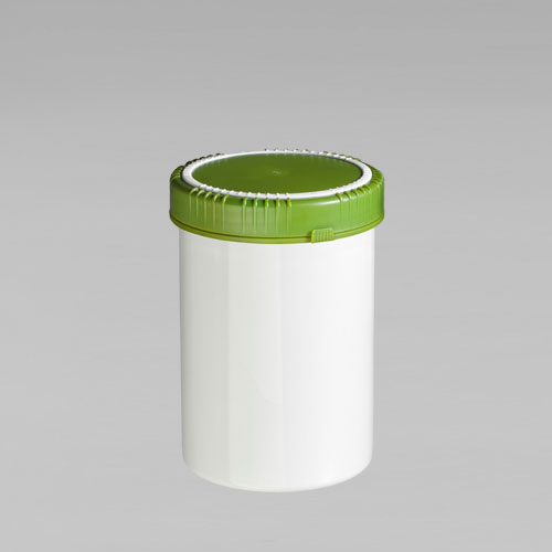 1000 ml Biobased Packo (two-component lid)