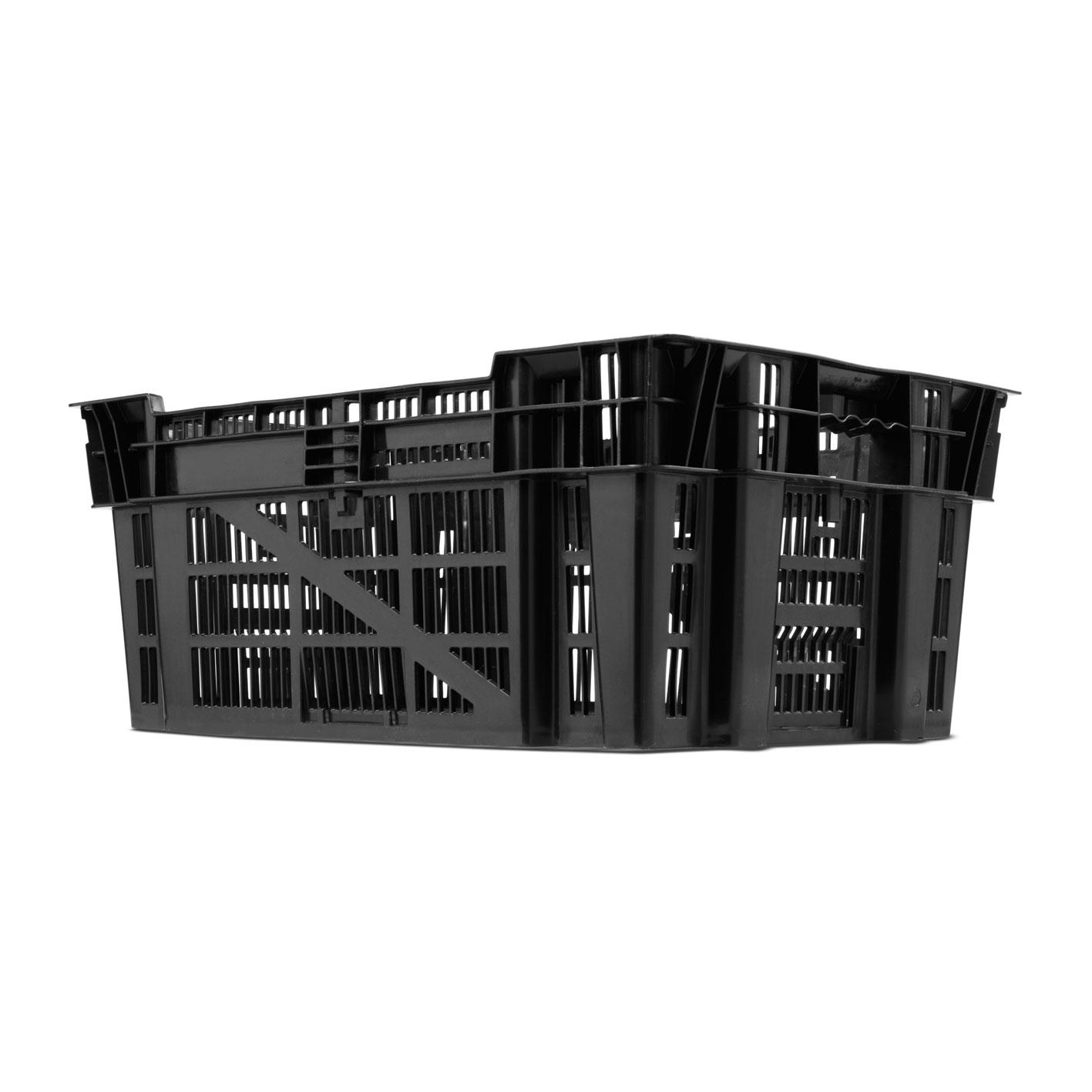 43 liter draai-stapel-nestbare kist