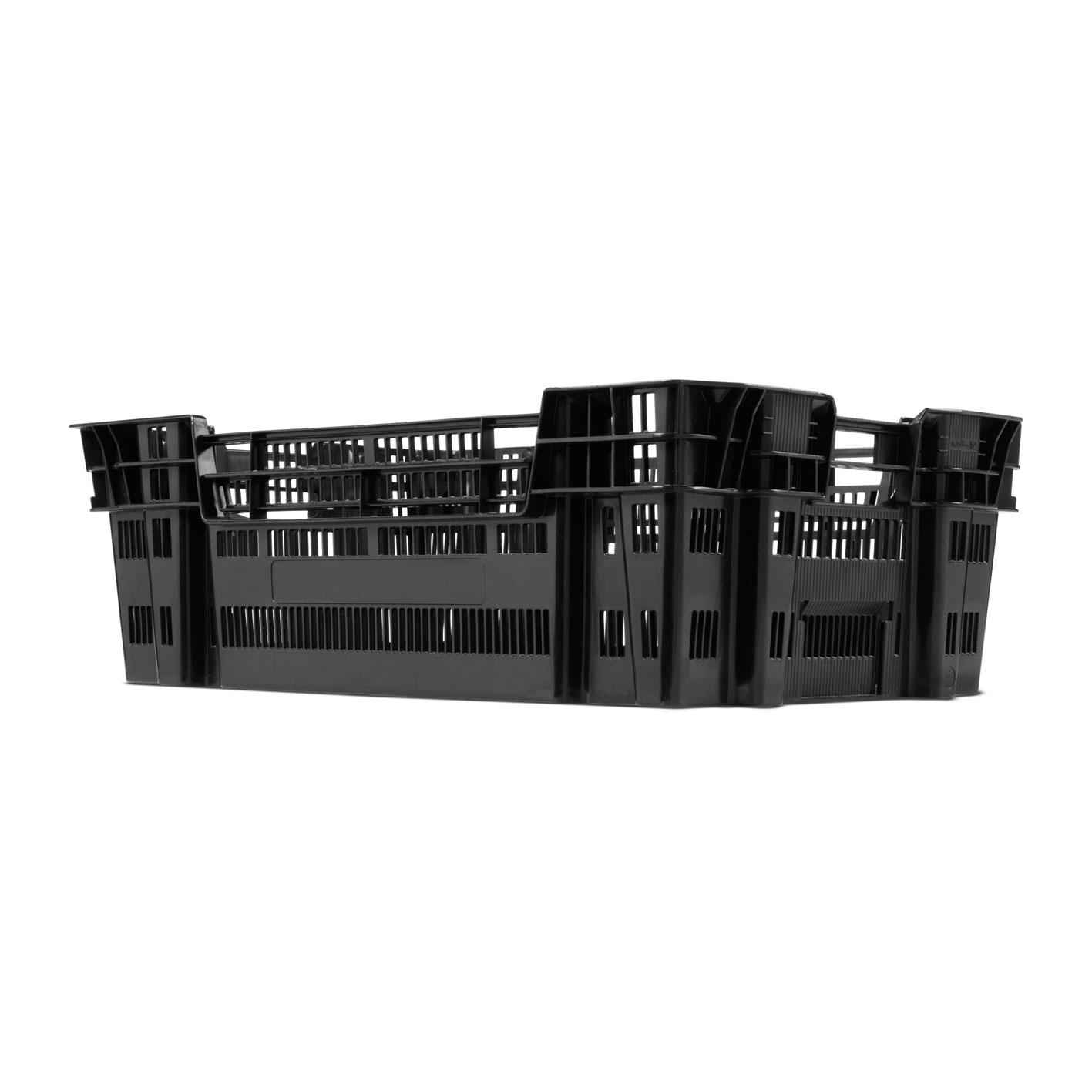 34 liter draai-stapel-nestbare kist