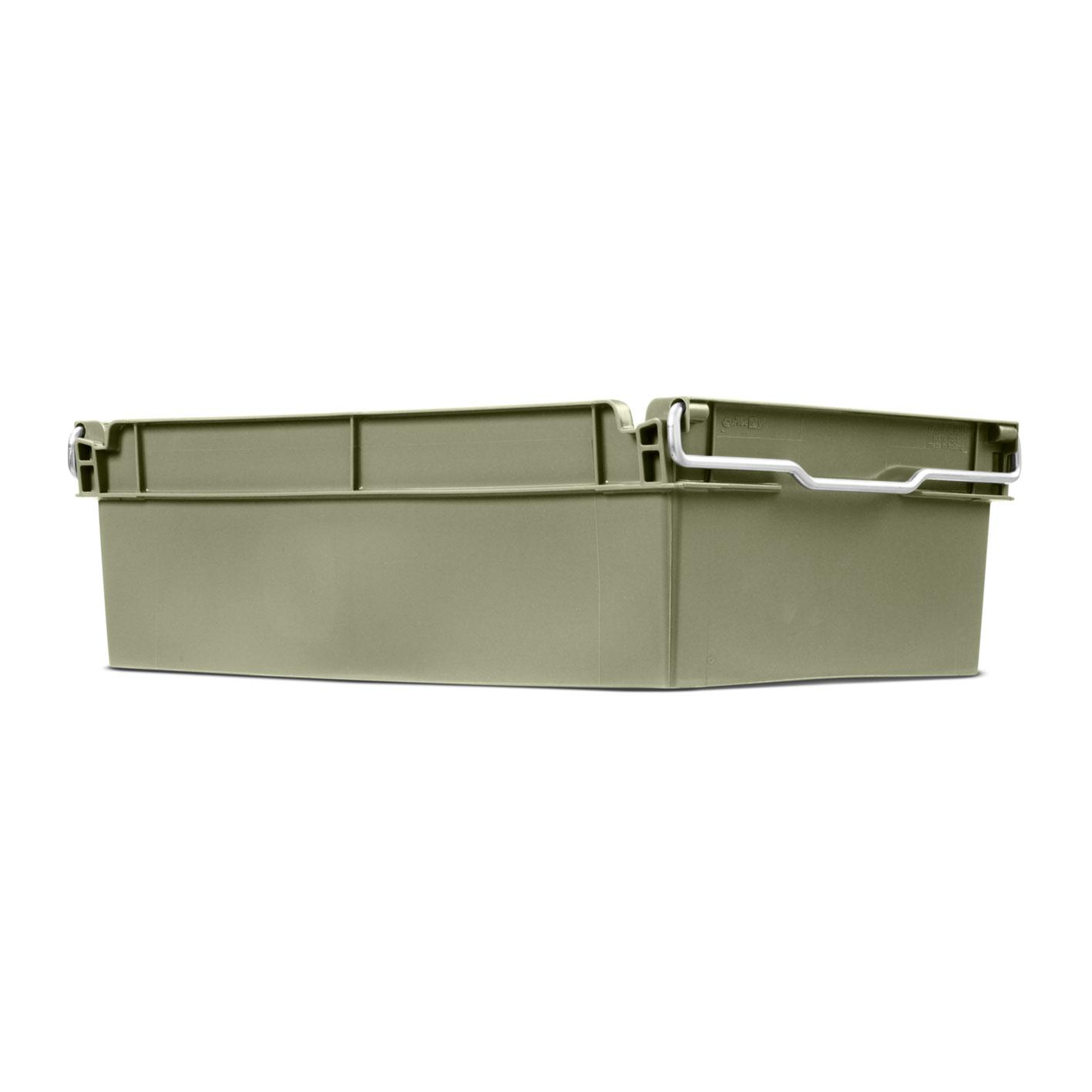 12 litre swingbar crate