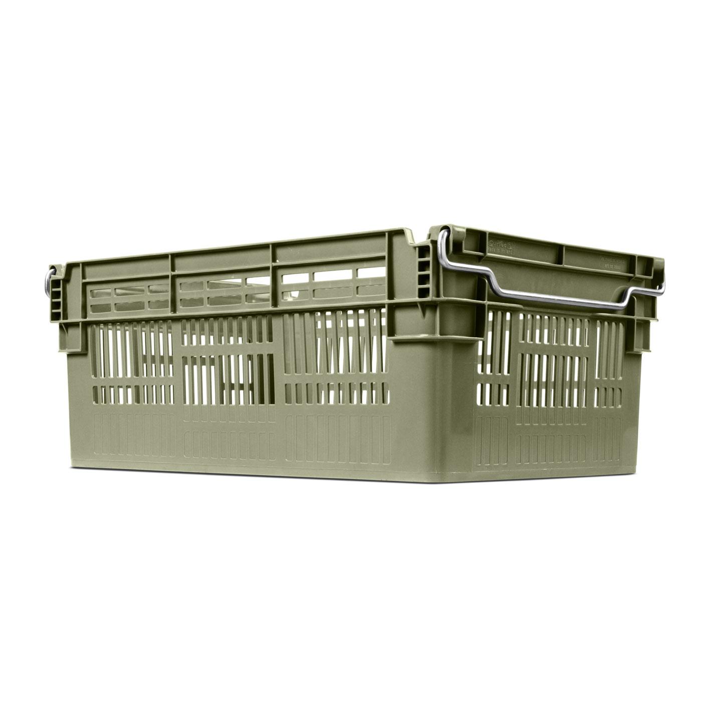 45 litre swingbar crate