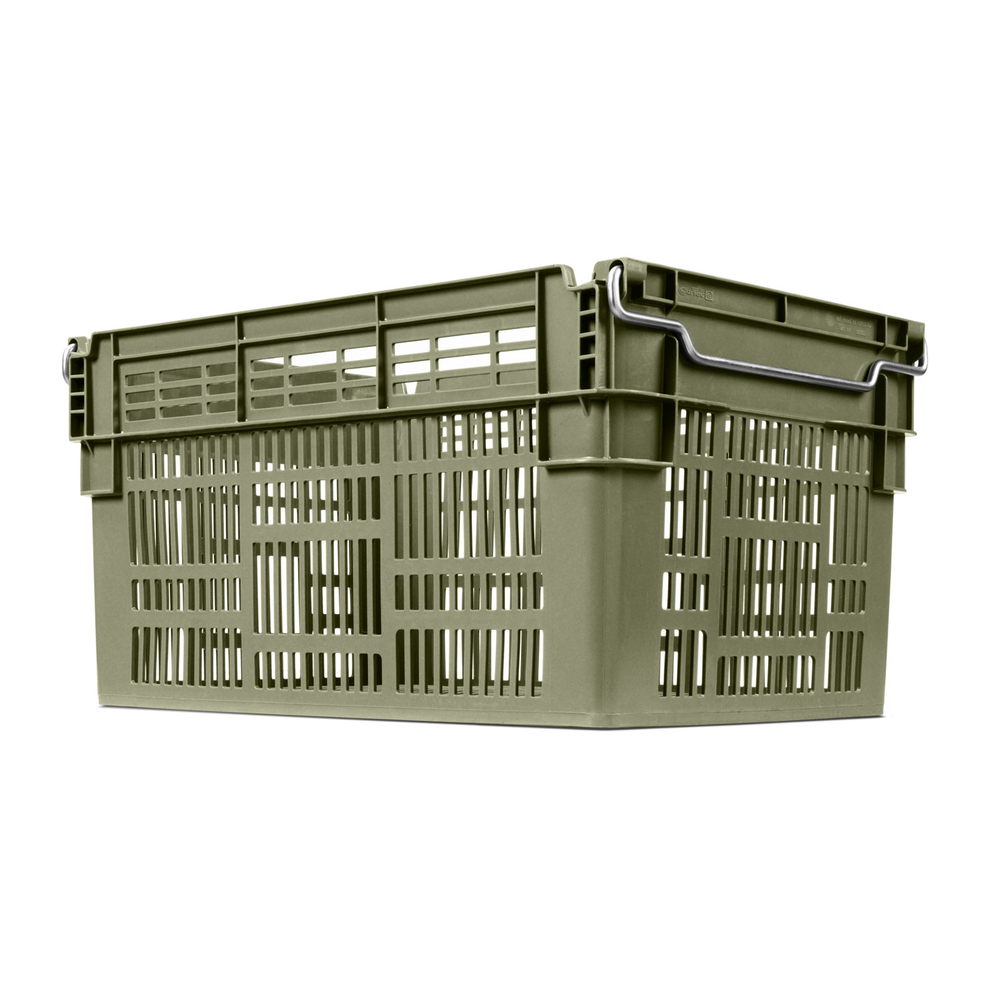 60 litre swingbar crate