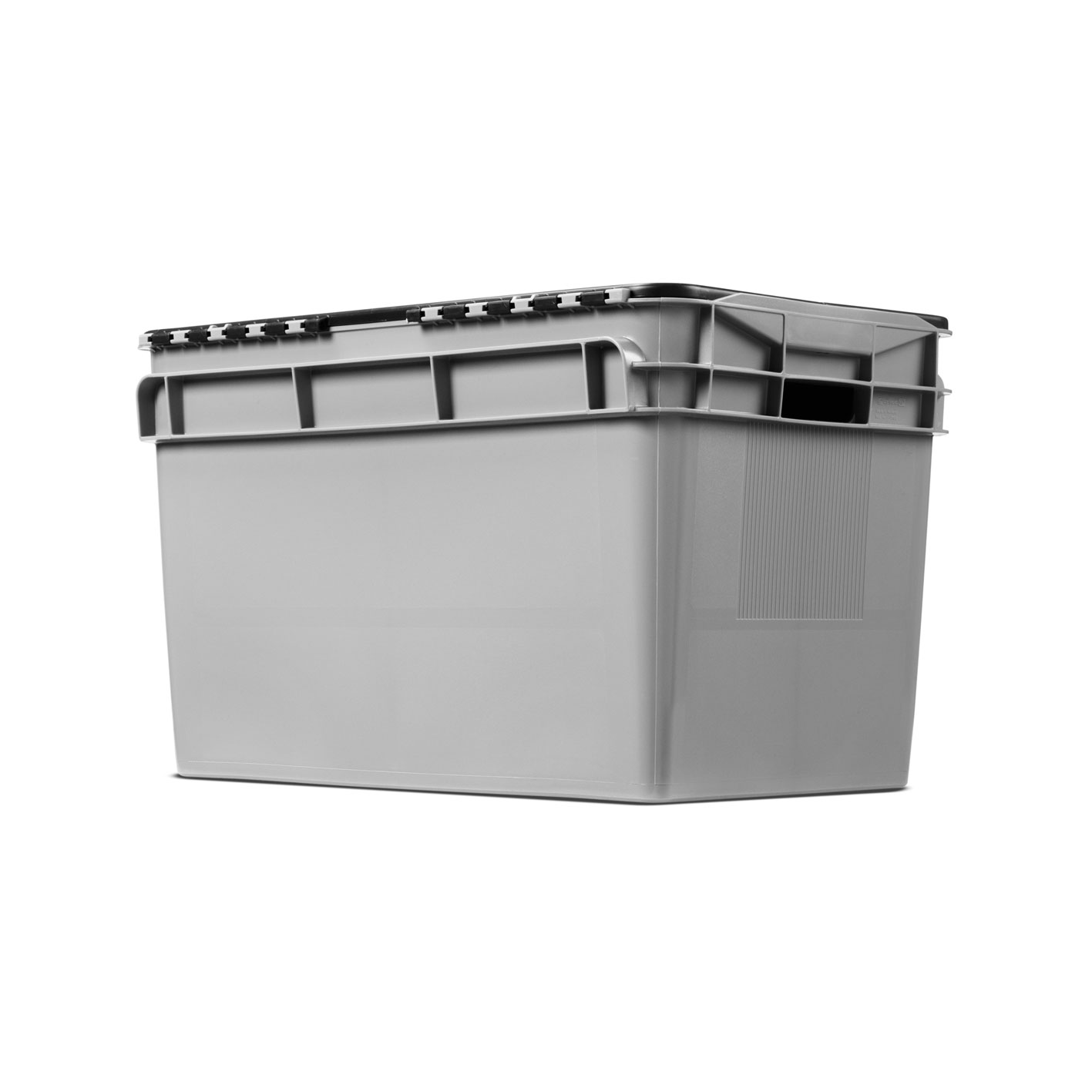 60 litre lidded crate