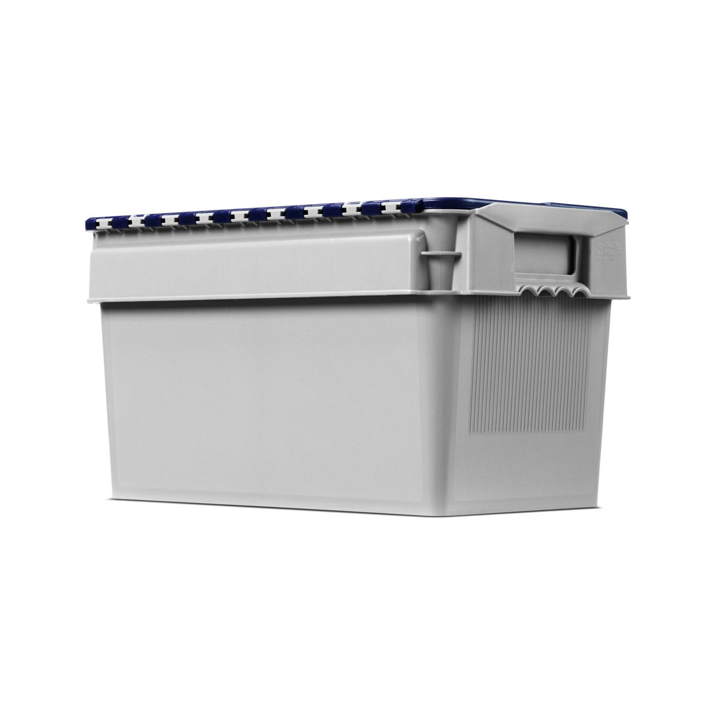 25 litre UN lidded crate