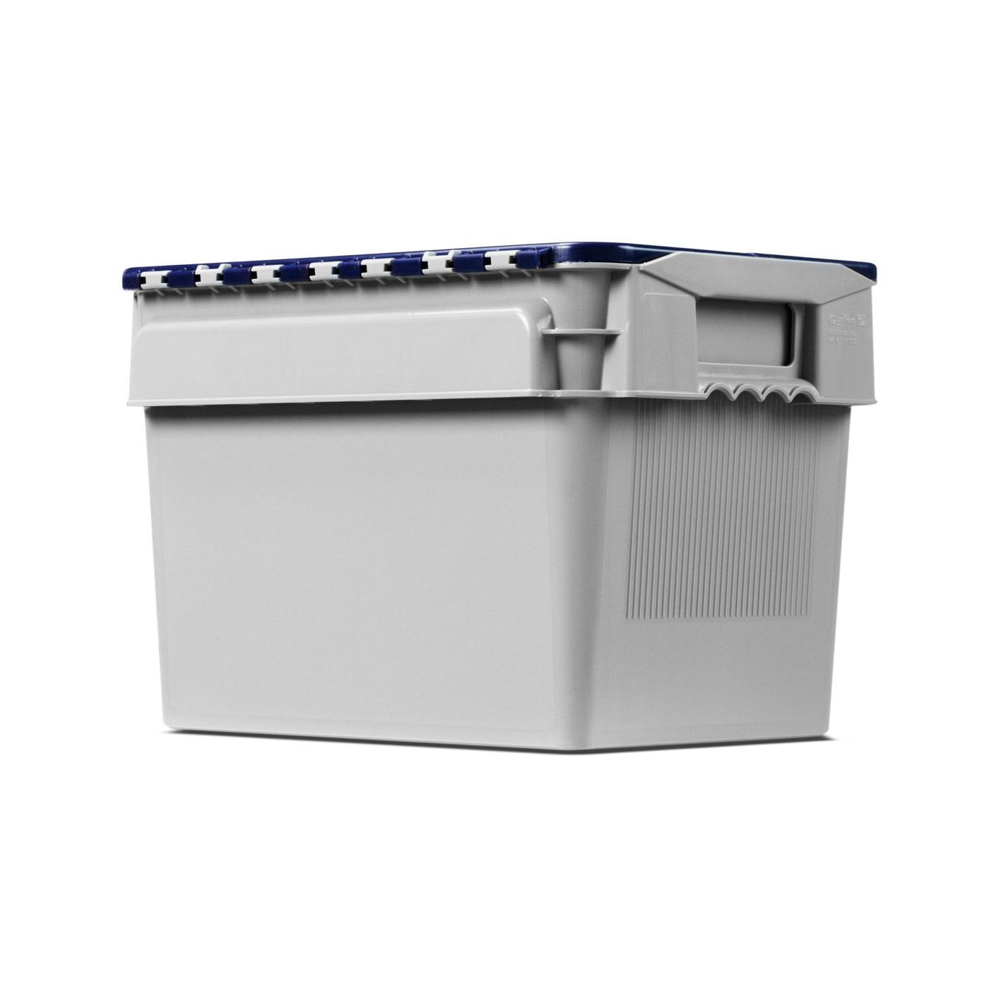 20 litre UN lidded crate