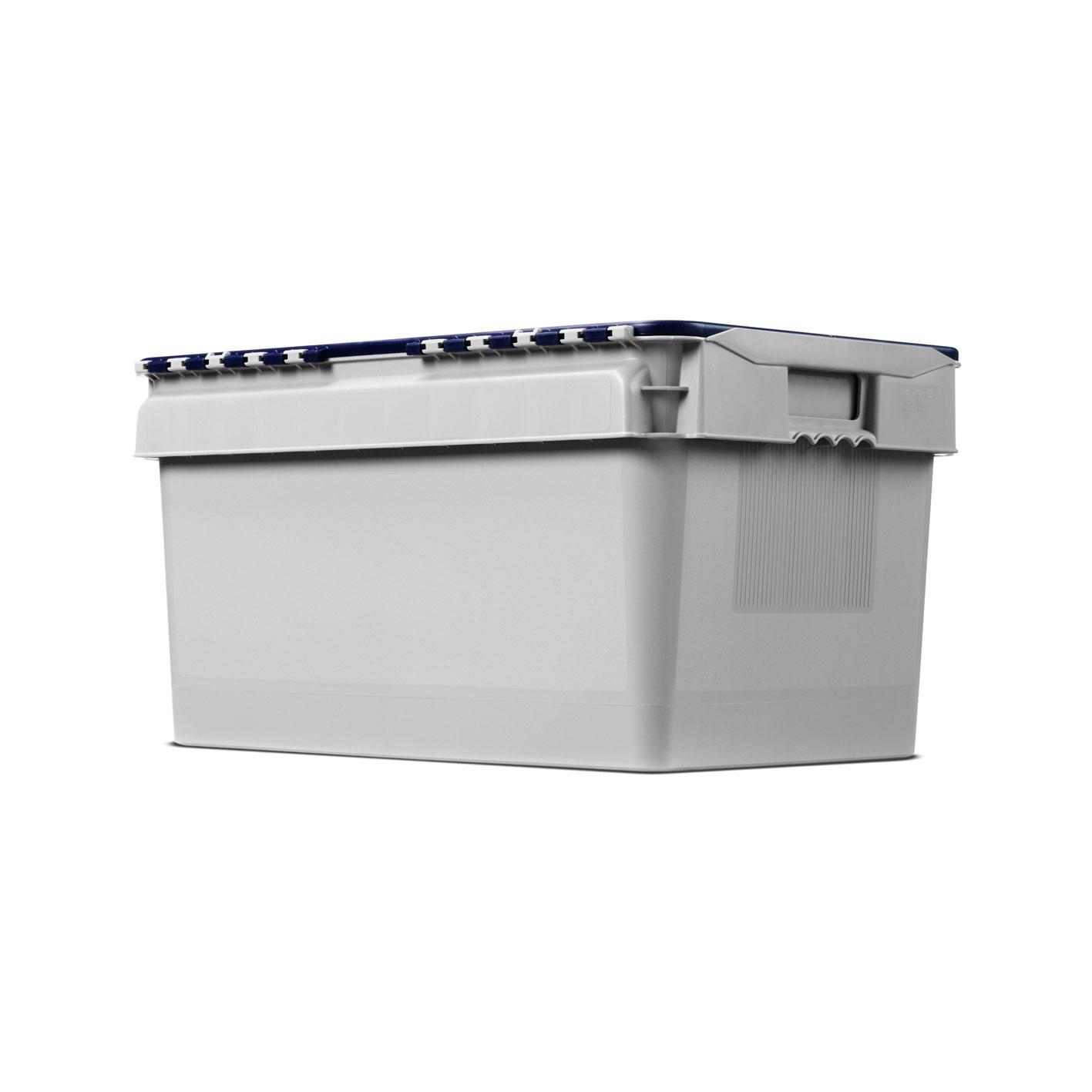 52 litre UN lidded crate