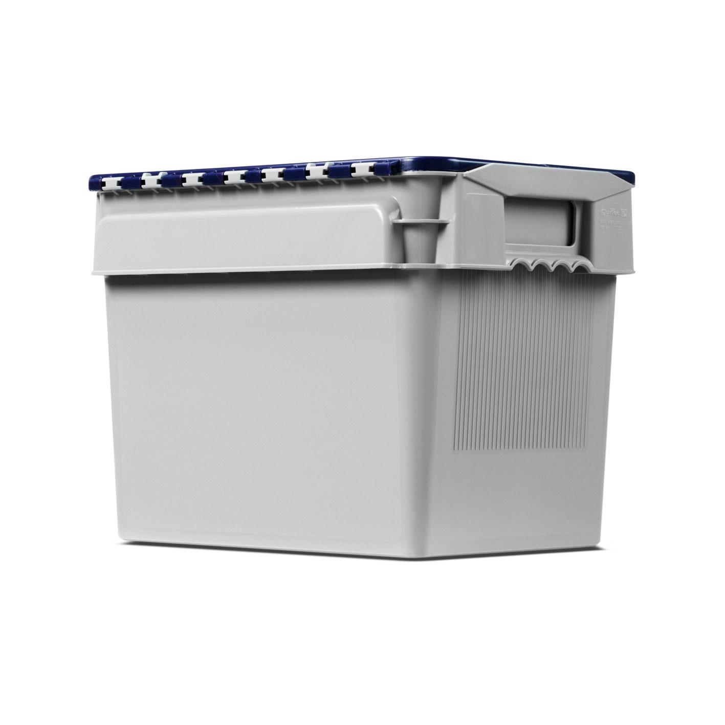 23 litre UN lidded crate