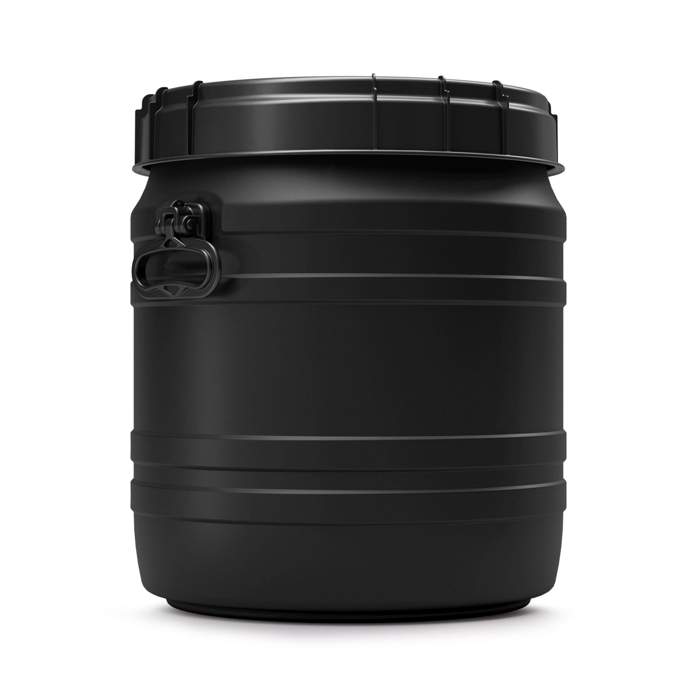 55 Liter UV-beständiges Fass