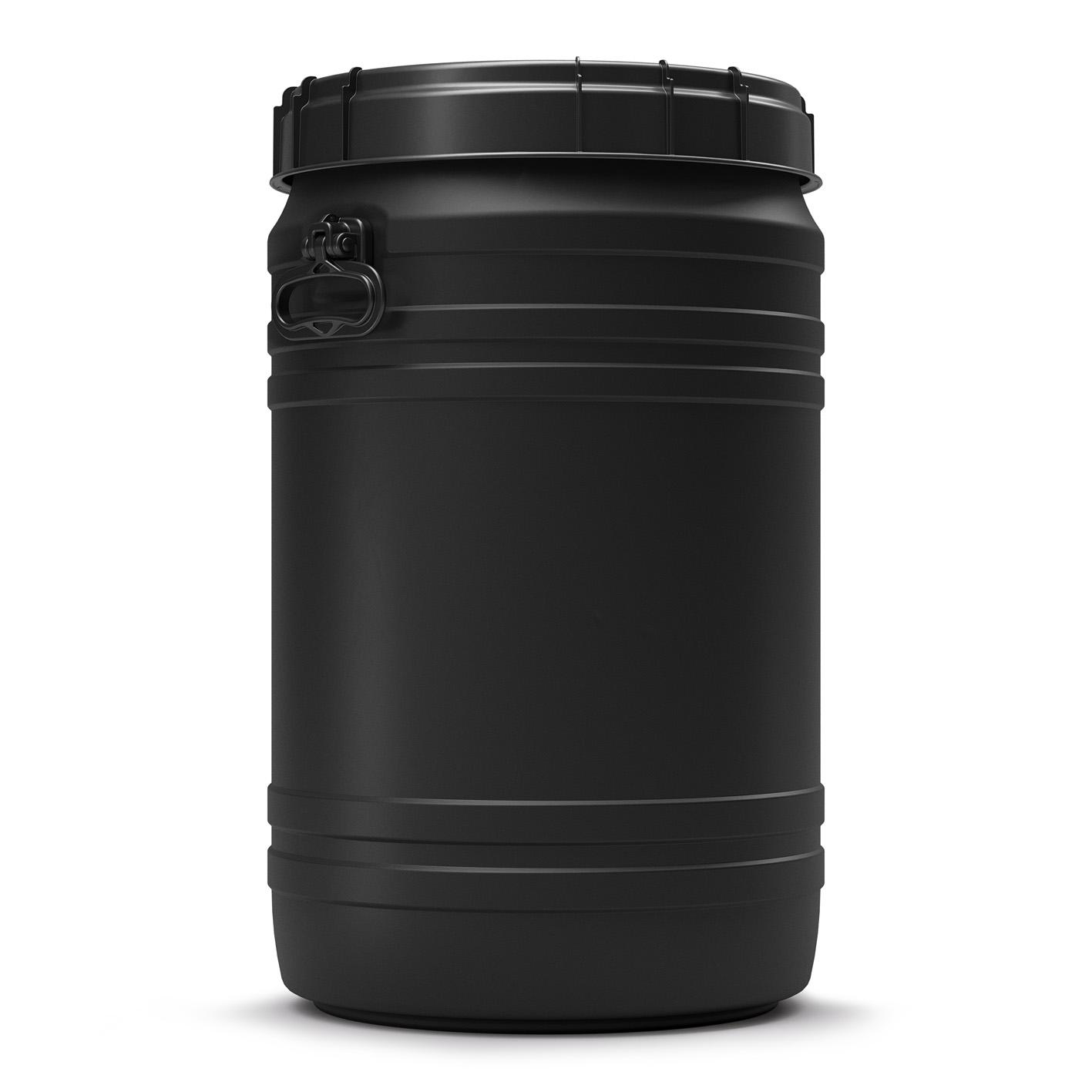 75 liter Conductive drum