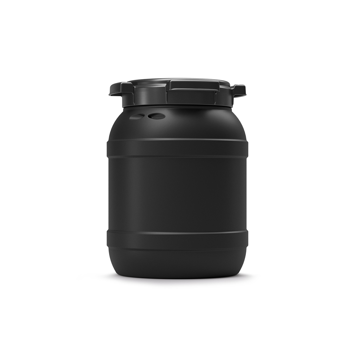 6 liter UV safe drum