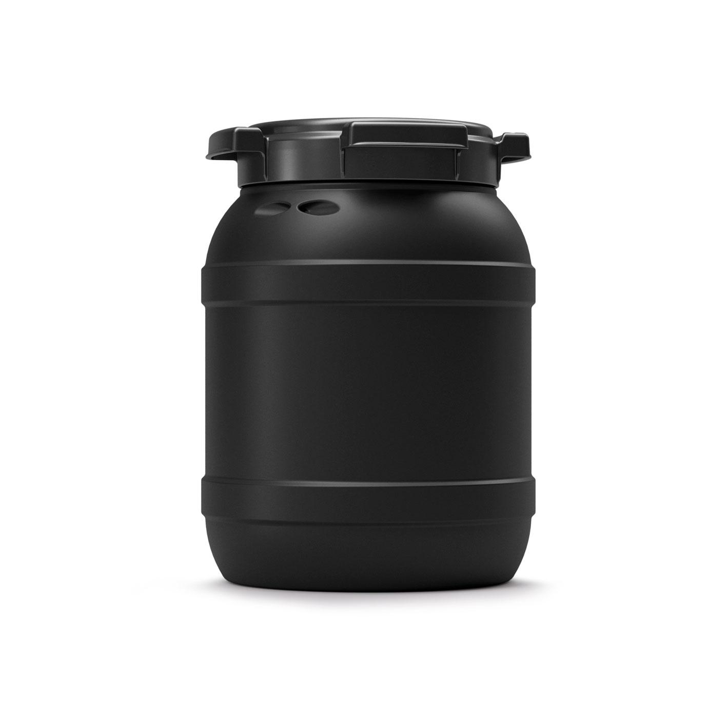 6 liter Conductive drum