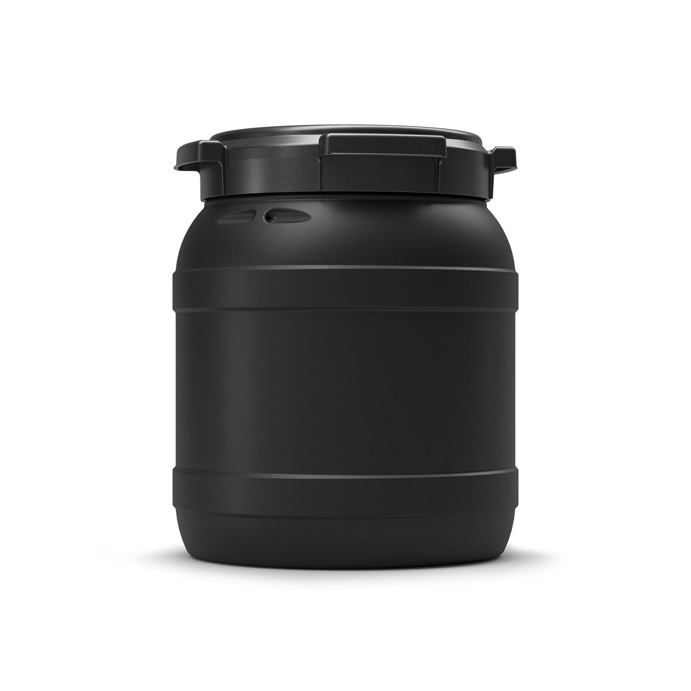 15 Liter UV-beständiges Fass