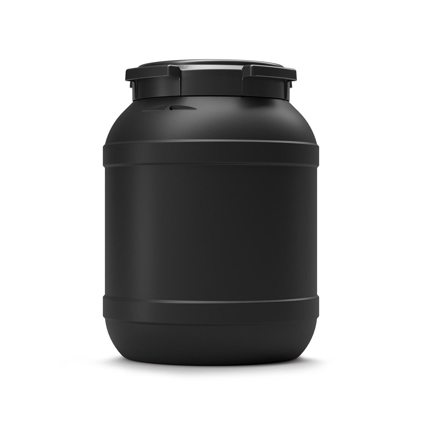 26 Liter UV-beständiges Fass