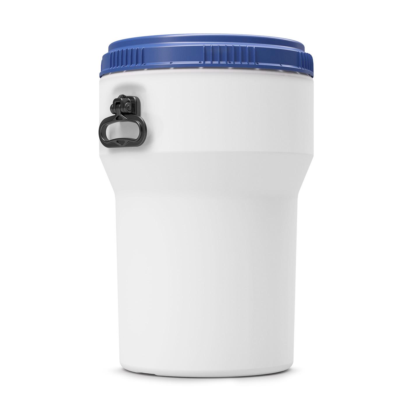 40 liter Nestable drum
