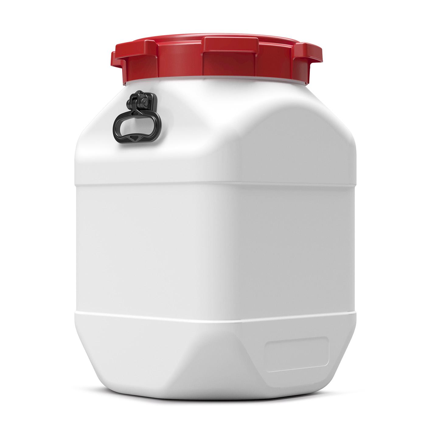 66 Liter Quadratisches Fass