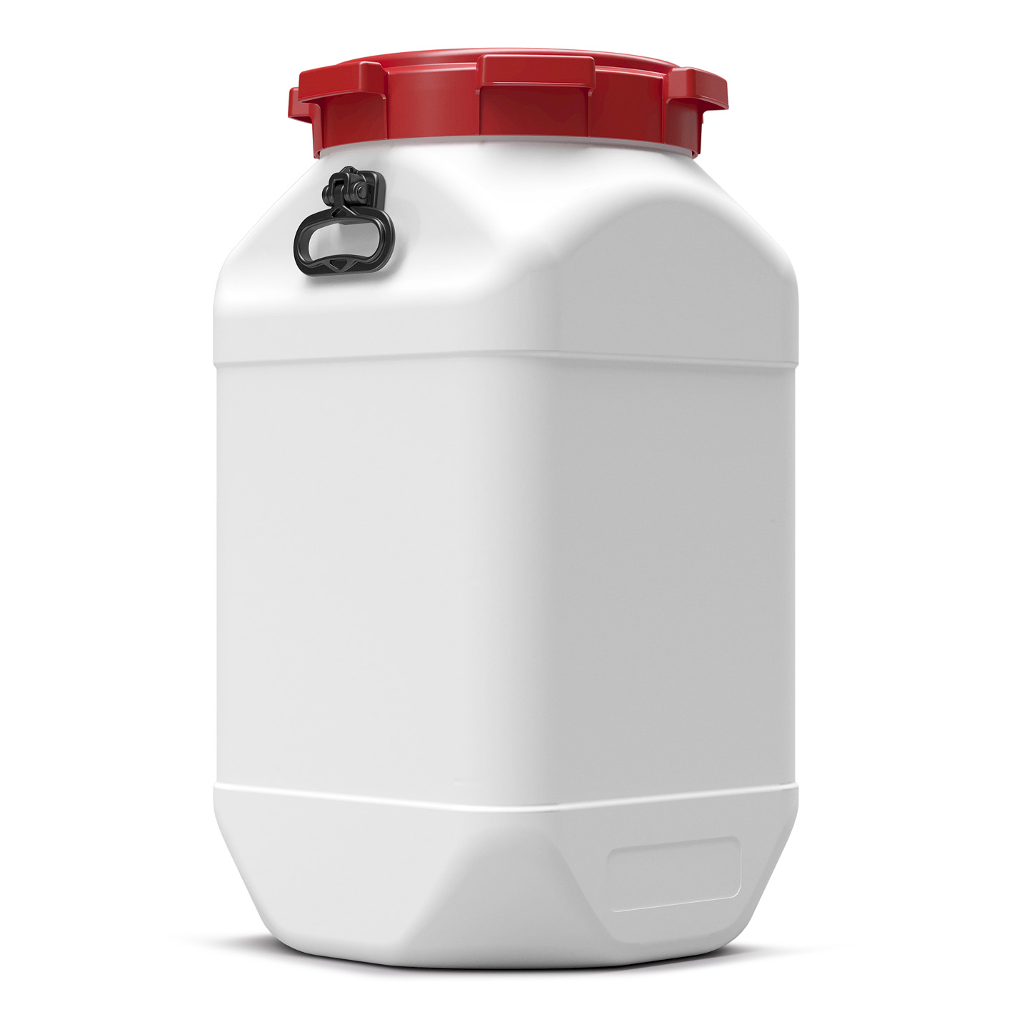 80 liter vierkant vat