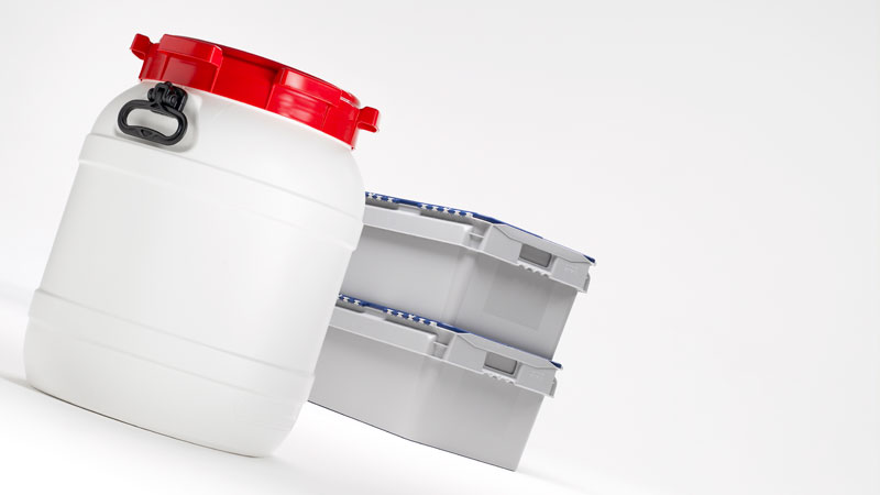 Sustainable drums and containers by CurTec